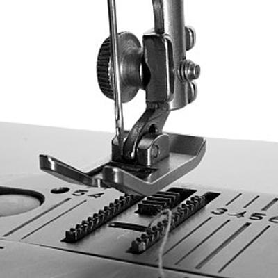 Lo sviluppo insuperabile del marchio nel settore delle macchine da cucire
